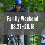 Family Weekend 8/27-28/16